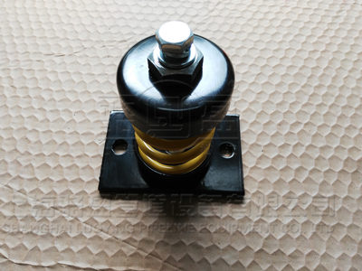 阻尼弹簧减震器具有哪些结构优势